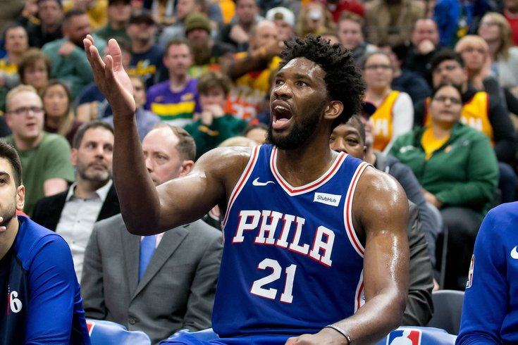 new products d3d2f 30d4c Sixers provide updates on Joel Embiid, Boban Marjanovic and ...