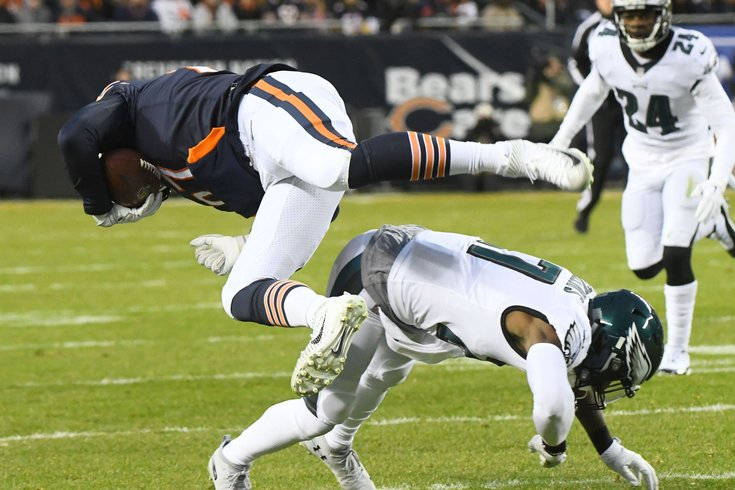 a82b3bb2084569 First half observations: Bears 6, Eagles 3 | PhillyVoice