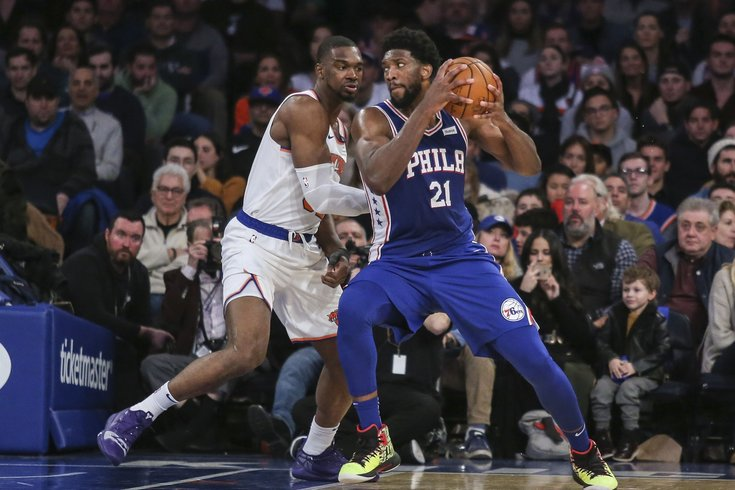 NBA Trade Rumors: Sixers have expressed interest in Knicks
