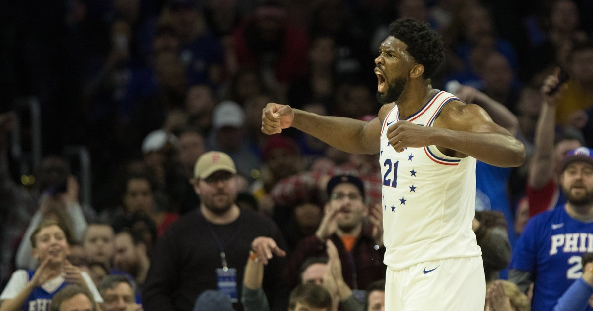38406e07603 Instant observations  Sixers fall in heartbreaker to Thunder on insane Paul  George game-winner