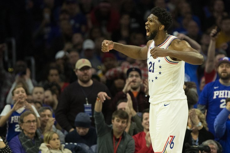 210c8fe2b Instant observations  Sixers fall in heartbreaker to Thunder on insane Paul  George game-winner