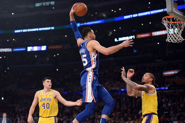 The behind-the-scenes details of the Ben Simmons Magic Johnson ... 999784218