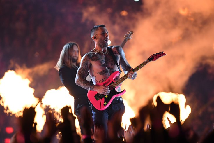 maroon 5 halftime show super bowl