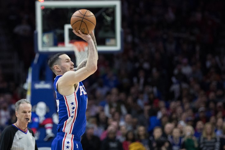 Five Star Review  JJ Redick gets back on track 80b40a61d