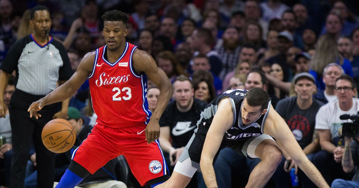 b1f6714ad46e Brett Brown  Jimmy Butler s performance vs. Kings key to Sixers  ceiling
