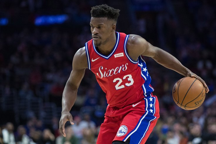 huge selection of 3ab35 7e1bf Don't burn your Jimmy Butler jersey, donate it | PhillyVoice