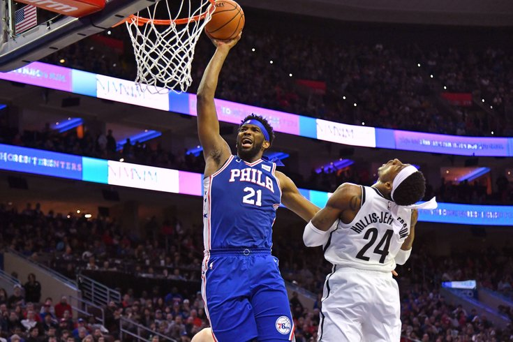 26554ad547ba Elton Brand  It s  possible  Joel Embiid doesn t play Game 1 of ...