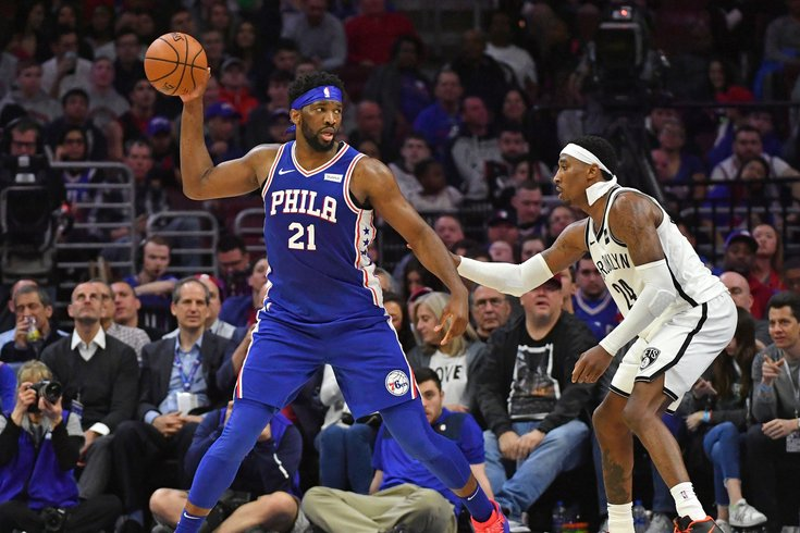 Image result for sixers vs nets usa today