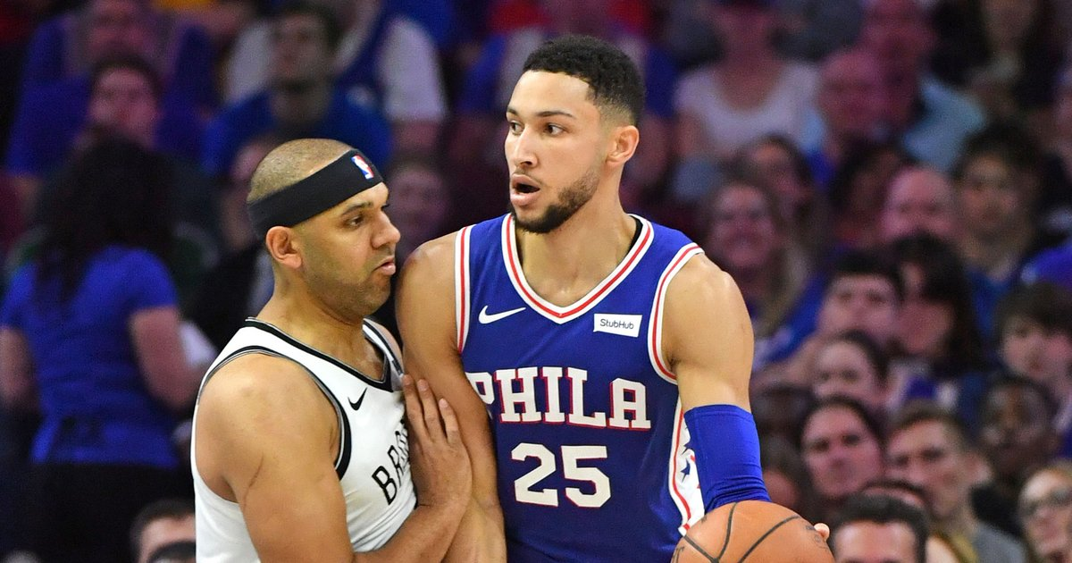 NBA Playoffs: Jared Dudley says he shouldn't have called Ben Simmons average - PhillyVoice.com