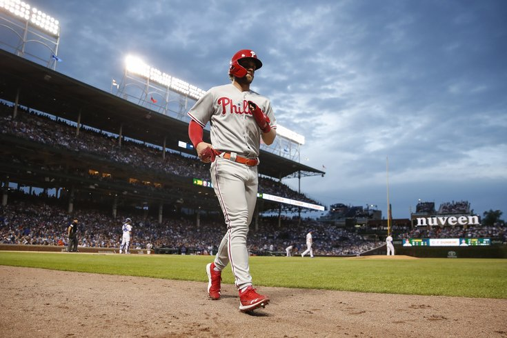 low cost e81e0 ece4b MLB Power Rankings Roundup: How do Phillies stack up heading ...