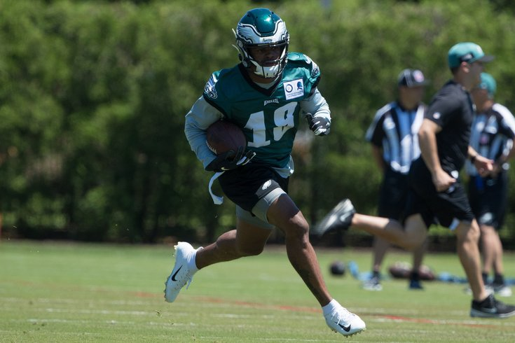 Random Eagles (and other) notes: Madden rookie ratings