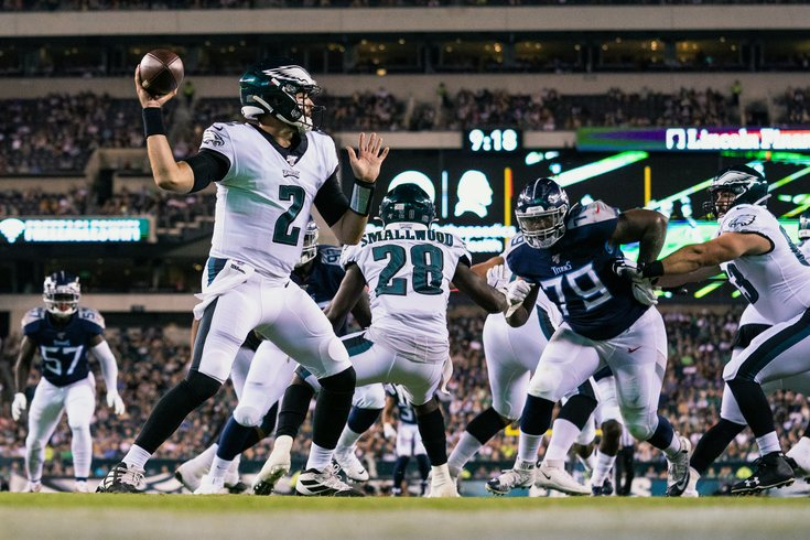 39bd1362 Mailbag: Why are the Eagles seemingly content with their quarterback ...