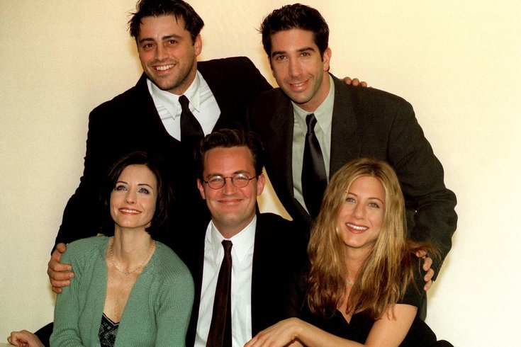 Friends heading to movie theaters for 25th anniversary celebration