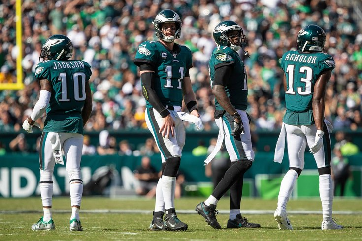 Ranking the Eagles' 2020 offseason needs from most glaring to most stable |  PhillyVoice