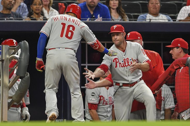 Phillies Home Opener 2020.Phillies Stay Or Go Should Gabe Kapler Rhys Hoskins