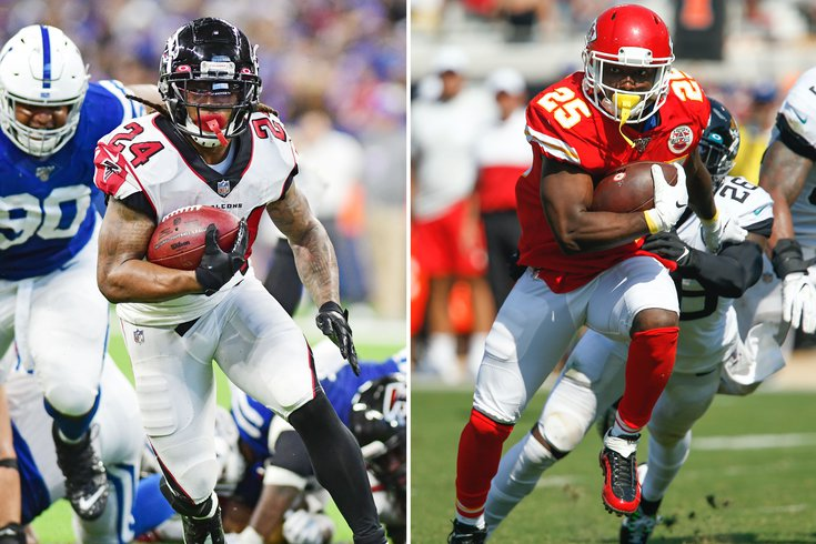 What They Re Saying Freeman Or Mccoy How Committed Are Eagles To