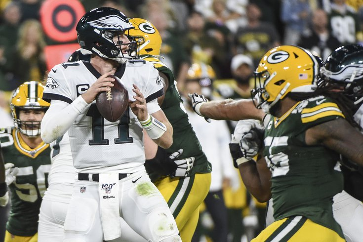 Week 13 NFL betting lines: Point spreads for every game, including Eagles vs.  Packers | PhillyVoice