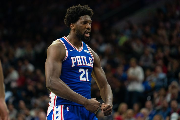 Joel Embiid Wears Karl Anthony Towns Fight As Badge Of Honor