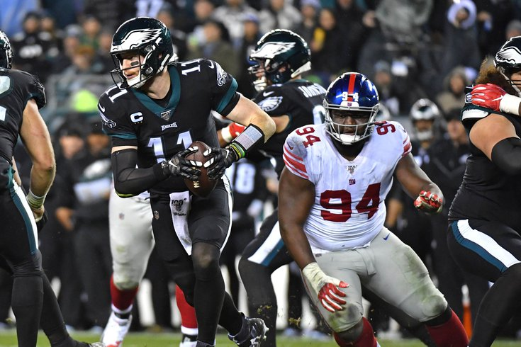 giants eagles betting predictions