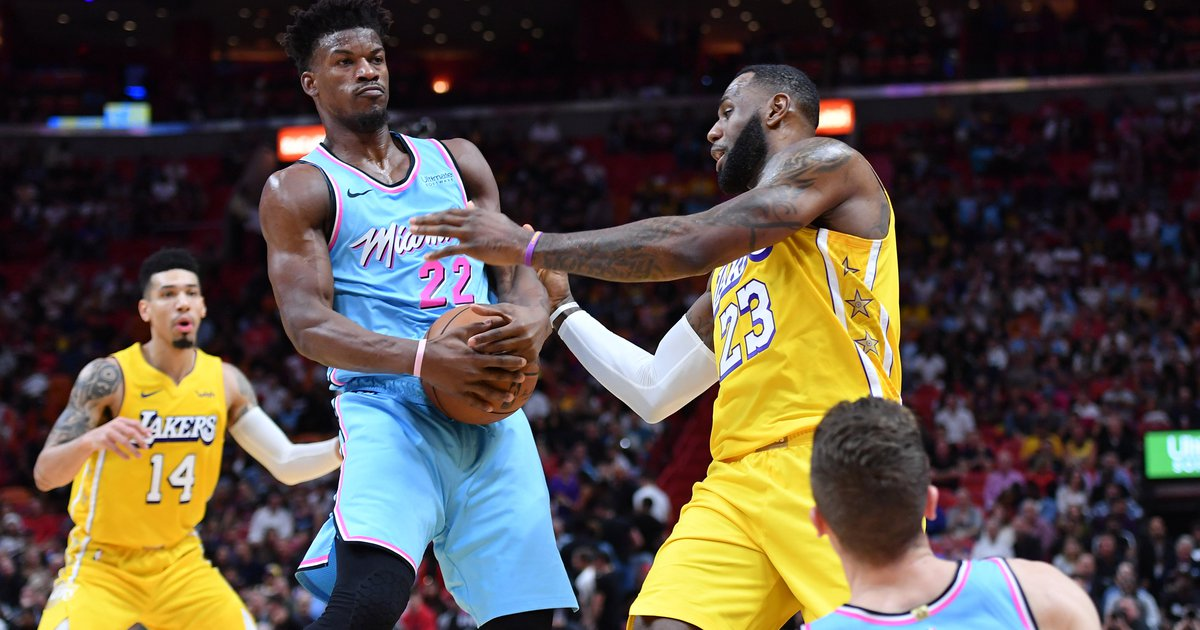 A handful of bets I like for Lakers-Heat matchup in the NBA Finals