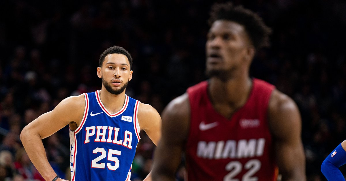 NBA trade rumors: Miami Heat viewed as one of 'most likely landing spots' for Ben Simmons
