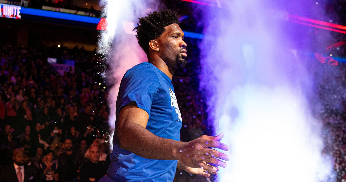 Conflicted Joel Embiid says he 'hated' NBA restart concept: 'Basketball shouldn't be all that issues' - PhillyVoice.com thumbnail