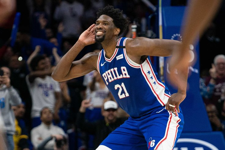 With 49 points against Atlanta, Joel Embiid shows who he could be every night | PhillyVoice