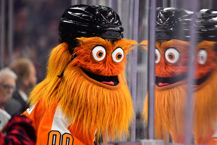 Gritty Flyers parade
