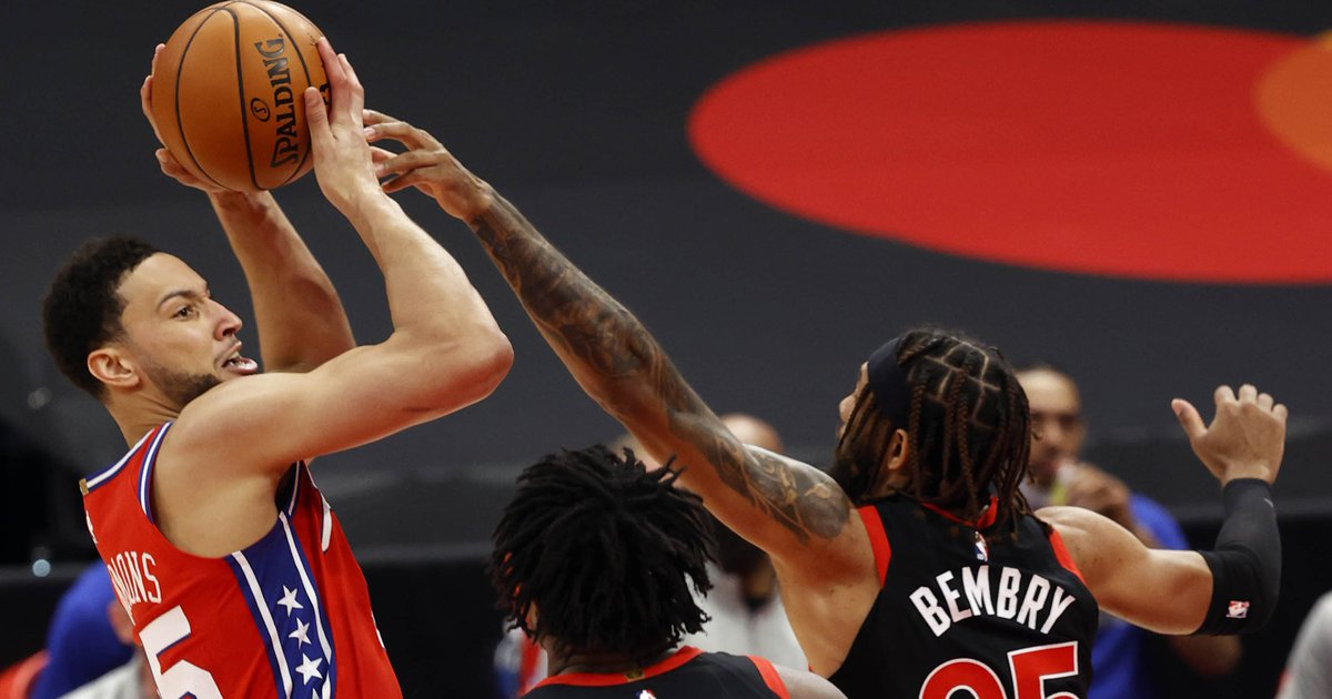 Instant observations: Sixers drop opener of two-game set to Raptors - PhillyVoice.com