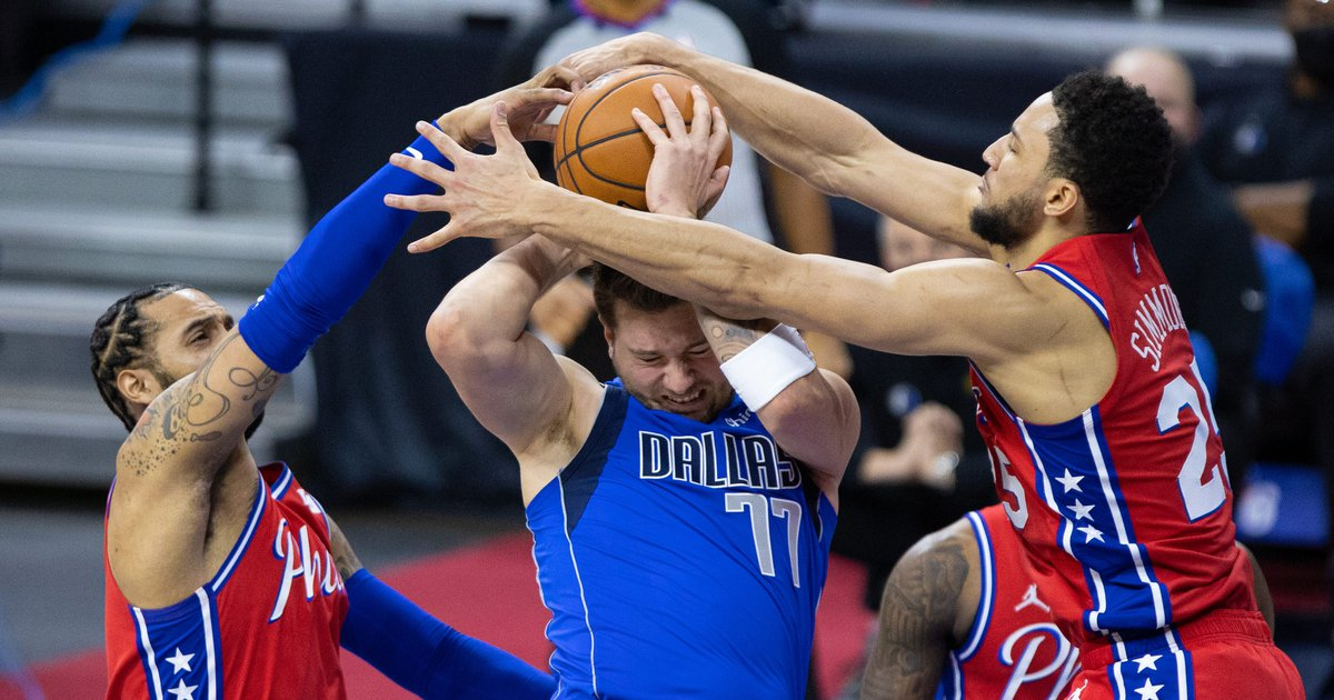 Sixers show glimpse of playoff-caliber defense in win over Dallas Mavericks - PhillyVoice.com