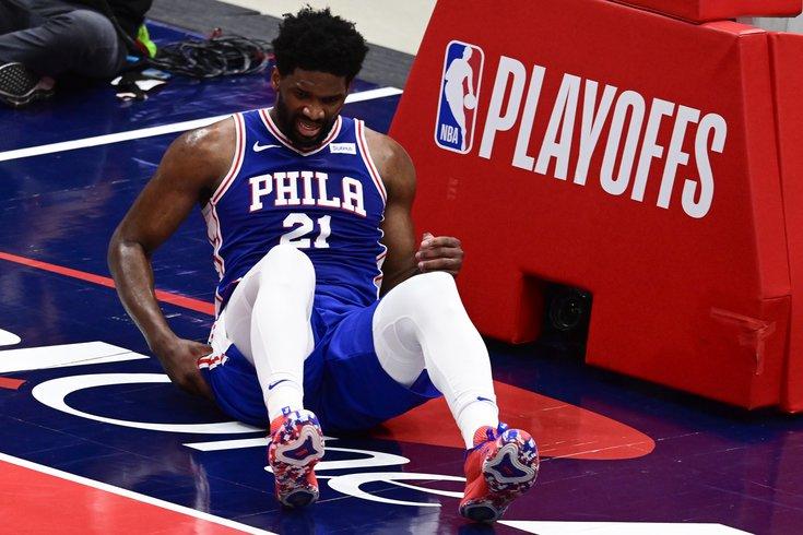 Joel-Embiid-Sixers-Wizards-injury-knee_053121_USAT