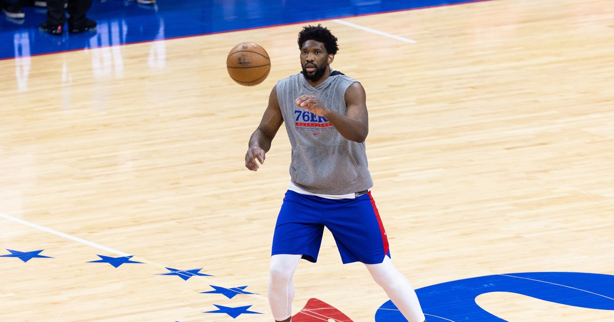 Q&A: Local medical expert explains Joel Embiid's meniscus injury and path forward