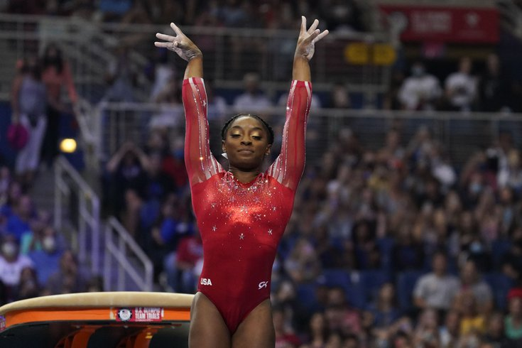 71821 Berks County company outfitting Team USA gymnasts