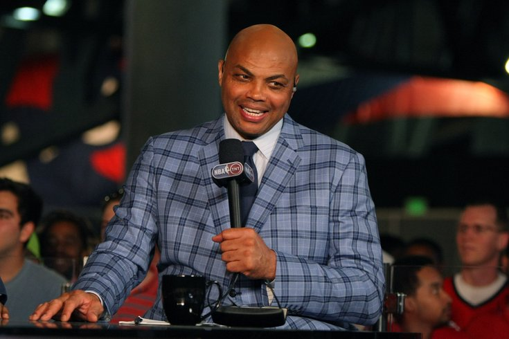 Charles barkley doesn't wear underwear