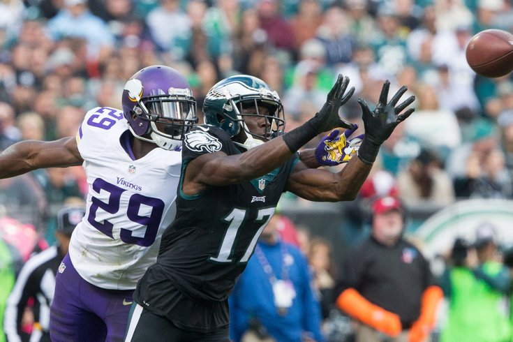 69b264cd Eagles vs. Vikings: Predictions, odds and broadcast info for the NFC ...
