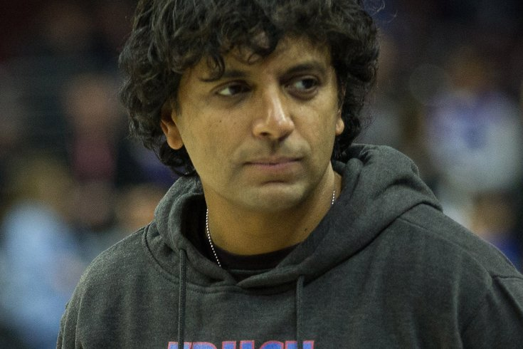 M. Night Shyamalan to attend 'The Sixth Sense' screening in Philly
