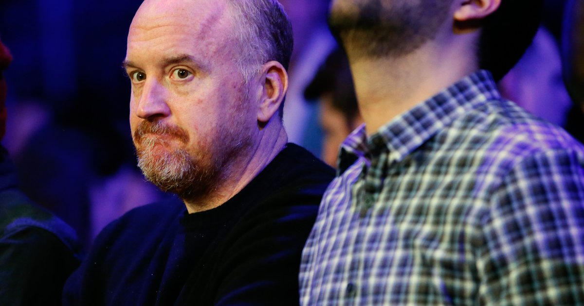 Louis C K Performs For The First Time Since Admitting To Sexual Misconduct And People Have