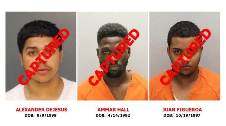 Camden suspects