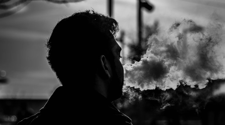 Vaping may make your lungs more vulnerable to infections, study finds