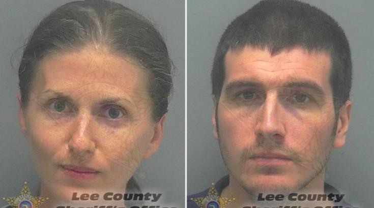 Vegan Florida Couple
