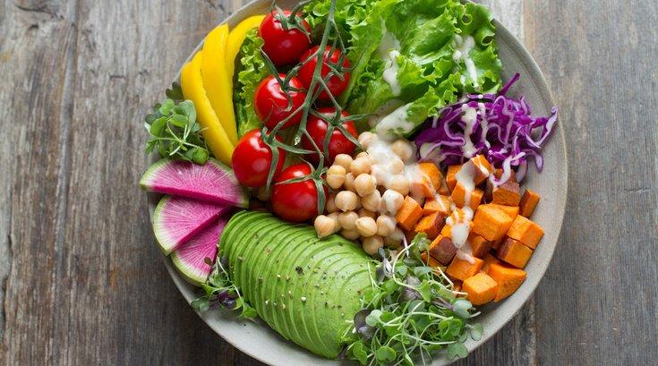 Vegetarians have lower risk of heart disease but higher likelihood of stoke