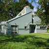 Vanna Venturi house outside