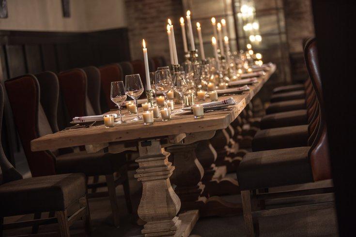 Viking dinner in Red Owl Tavern