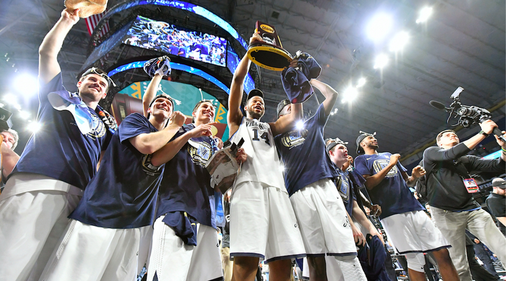 Villanova NCAA Champs