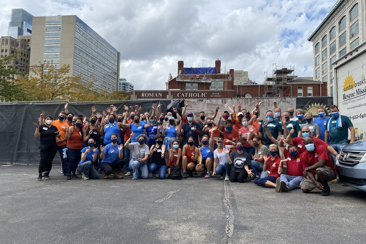 Limited - Sunday Breakfast Rescue Mission Volunteer Group
