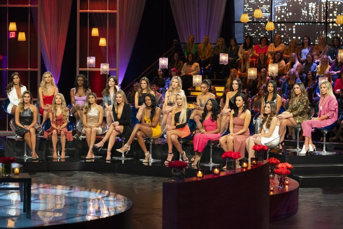 The ladies of 'The Bachelor'