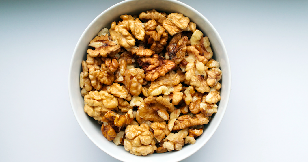 Snacking on walnuts improves gut and heart health, Penn State study finds
