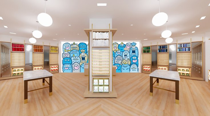 Warby Parker at King of Prussia Mall