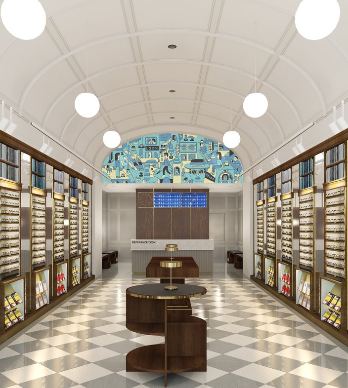 2b90970737 Warby Parker to open permanent store on Walnut Street