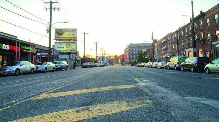 Washington Avenue Main